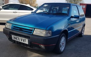 Stunning Fiat Uno Turbo MKll I.E. 1991 For Sale