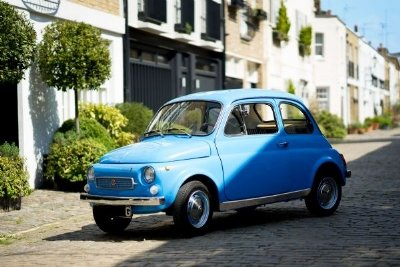 1969 Fiat 500 Lombardi My Car For Sale