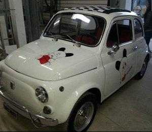 1969 Fiat 500 L – Hello Spank! For Sale