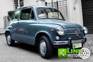 Fiat 600 D del 1964, Completamente restaurata, Iscritta ASI For Sale
