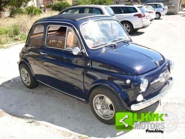 1972 Fiat 500 REPLICA GIANNINI 650 MODENA For Sale (picture 1 of 6)