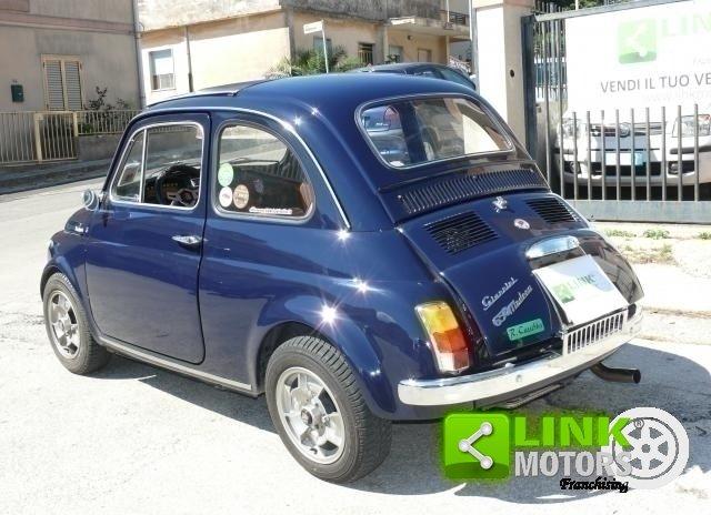 1972 Fiat 500 REPLICA GIANNINI 650 MODENA For Sale (picture 3 of 6)