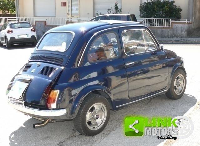 1972 Fiat 500 REPLICA GIANNINI 650 MODENA For Sale (picture 5 of 6)