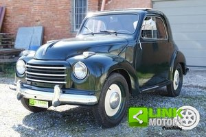 1953 Fiat Topolino C Trasformabile CONSERVATO For Sale