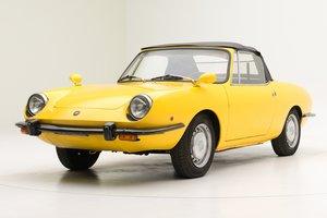 FIAT 850 SPORT SPIDER CABRIO, 1972
