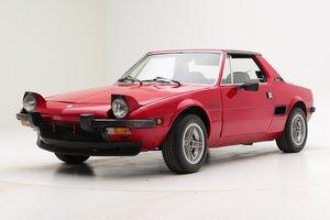 3700 FIAT X1 / 9 BERTONE, 1980 For Sale by Auction