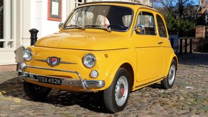 1971 Fiat 500 Giannini TV (Turismo Veloce) £10,000 - £12,000 For Sale by Auction