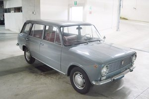1970 Fiat 124 Familiare – Offered at No Reserve: 13 Ap