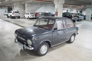 1966 Fiat 850 Berlina – Offered at No Reserve: 13 Apr  For Sale by Auction