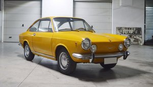 1969 Fiat 850 Coupe – Offered at No Reserve: 13 Apr 20