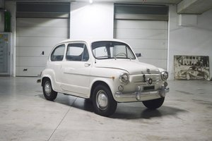 1962 Fiat 600D – Offered at No Reserve: 13 Apr 2019