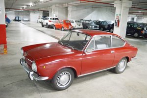 1968 Fiat 850 Coupe – Offered at No Reserve: 13 Apr 20