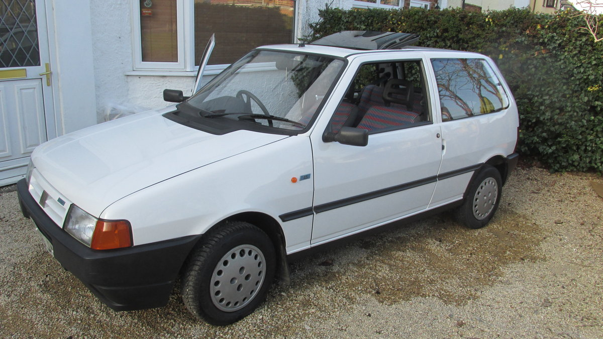 1992 Fiat Uno Very Good Condition