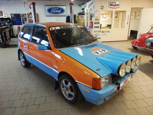 Fiat Uno Turbo i.e FIA Group A Historic Rally Car. For Sale