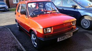 1989 Fiat 126 BIS  For Sale