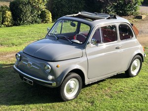 FIAT LUSSO 1969.  LOVELY ORIGINAL COLOUR COMBINATION. SOLD