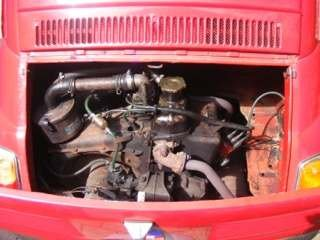 1970 Fiat 500 LHD at Morris Leslie Classic Auction 17th August For Sale by Auction (picture 6 of 6)