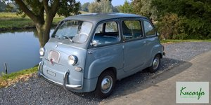 Fiat 600 Multipla (first series - 6 seats - 1957)
