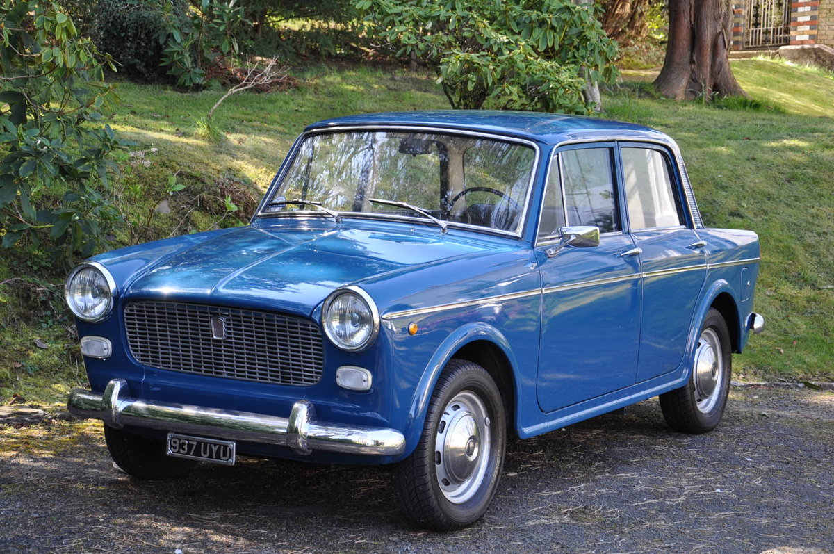 FIAT 1100 BERLINA 1962 For Sale (picture 1 of 6)