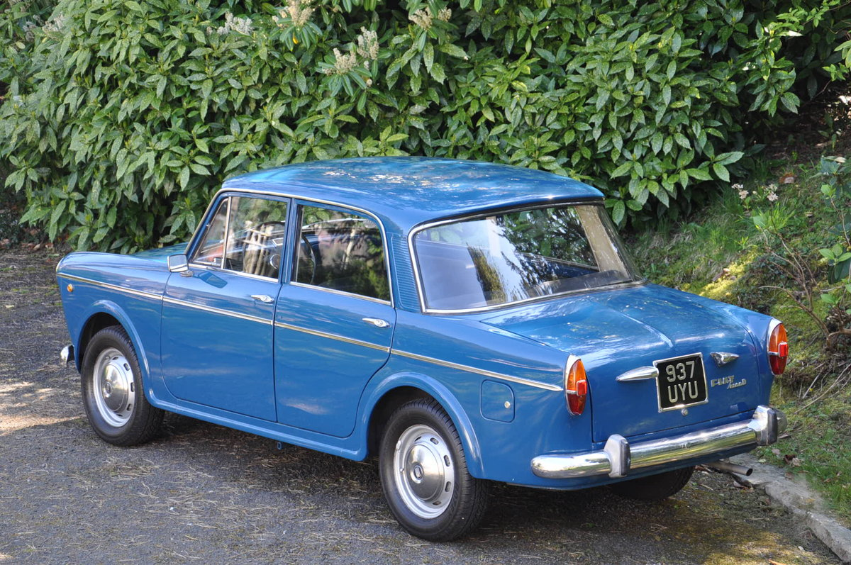 FIAT 1100 BERLINA 1962 For Sale (picture 3 of 6)
