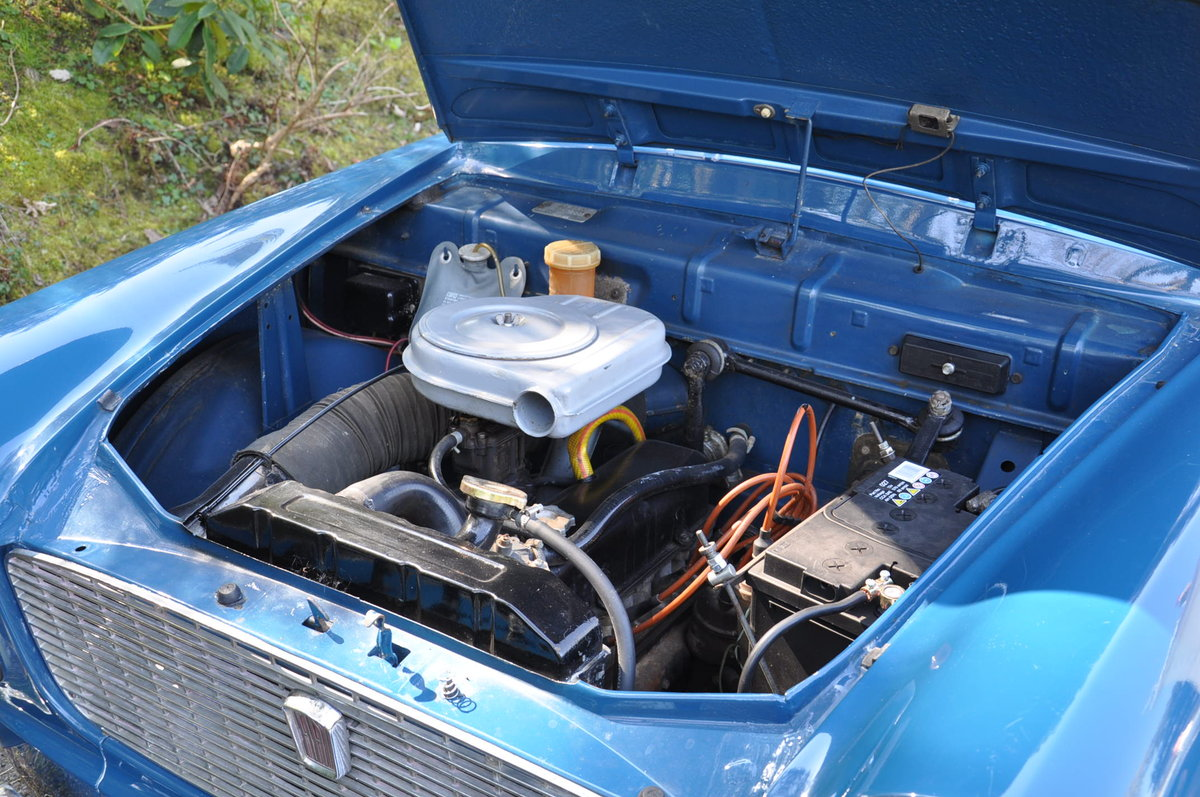 FIAT 1100 BERLINA 1962 For Sale (picture 5 of 6)