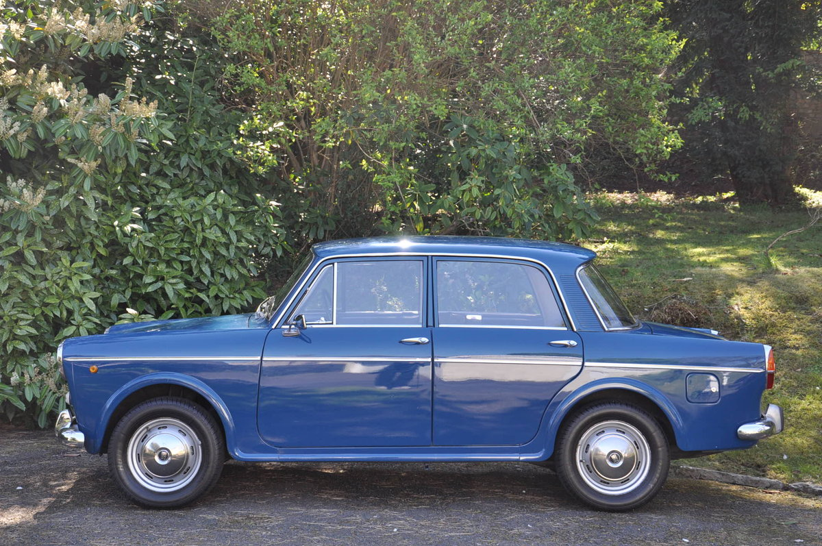 FIAT 1100 BERLINA 1962 For Sale (picture 2 of 6)