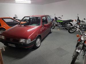 1991 FIAT UNO TURBO - IE RACING - MK2 - LHD - ORIGINAL