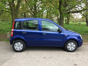 2007 Fiat Panda 1.2 2006 Manual cheap road tax and insurance
