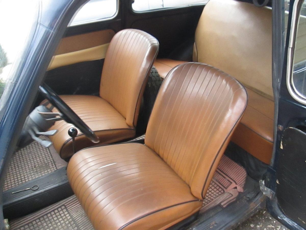 1974 Fiat 500 Giardiniera For Sale (picture 4 of 6)