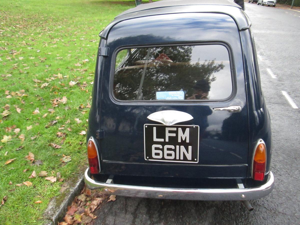 1974 Fiat 500 Giardiniera For Sale (picture 6 of 6)