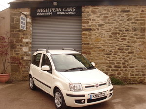 2012 12 FIAT PANDA 1.3 16V DYNAMIC 5DR DIESEL 41019 MILES. For Sale