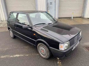 1989 Perfect Mk1 Fiat Uno Turbo - one owner since new For Sale