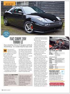1998 Fiat coupe Le 25