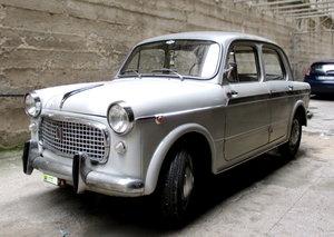 """FIAT 1100/103 H LUXURY """"CODA DI RONDINE"""" (1960) For Sale"""
