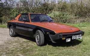 1987 Fiat X1/9 VS For Sale by Auction