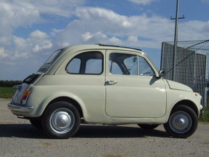 Fiat 1965 500D Berlilna Transformabile For Sale