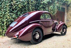 1936 Mille Miglia Elegible Bodyworks Carrozzerie Speciali For Sale