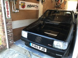 1988 Mk1 Uno turbo ie For Sale