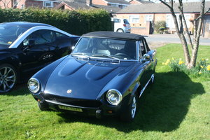 1975 fiat 124 spider For Sale