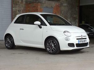 2014 Fiat 500 1.2 S 3DR For Sale