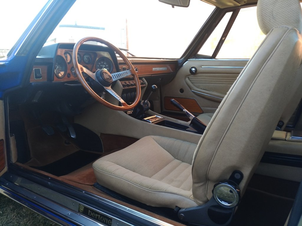 1972 Dino 2400 coupè very nice conditions For Sale (picture 4 of 6)