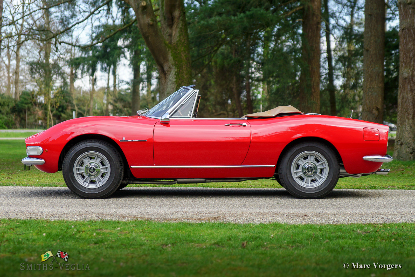 1968 Fiat Dino 2000 Spider in concours condition For Sale (picture 2 of 6)