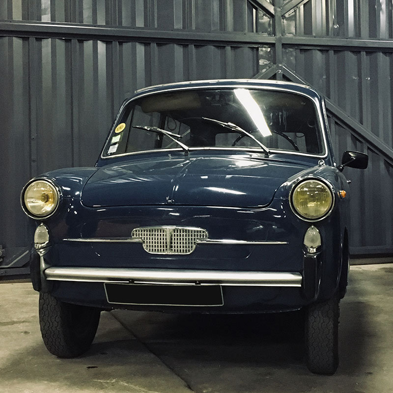 1965 FIAT 500 PANORAMICA TYPE 120B For Sale (picture 1 of 6)