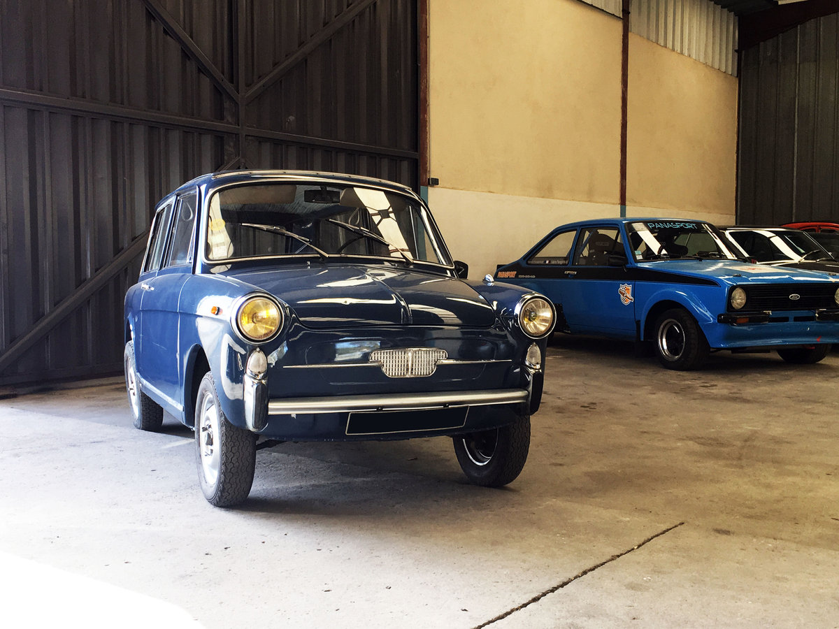 1965 FIAT 500 PANORAMICA TYPE 120B For Sale (picture 2 of 6)