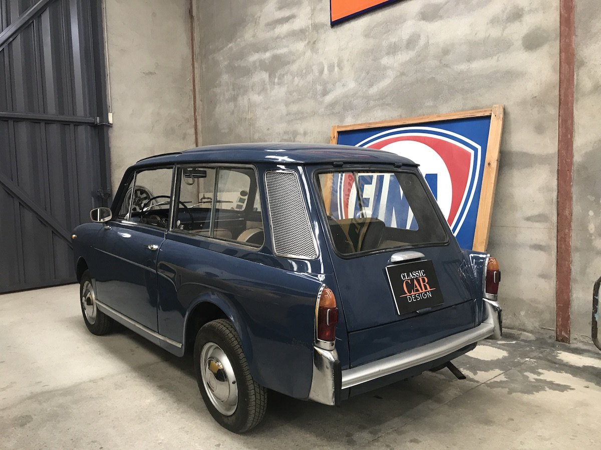 1965 FIAT 500 PANORAMICA TYPE 120B For Sale (picture 4 of 6)