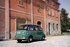 Fiat 600D Multipla Taxi 1965 / LHD Unique - Restored & Mint! For Sale