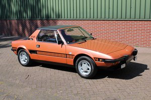 1978 Fita X1/9 Serie Speciale € 9.900,-- For Sale