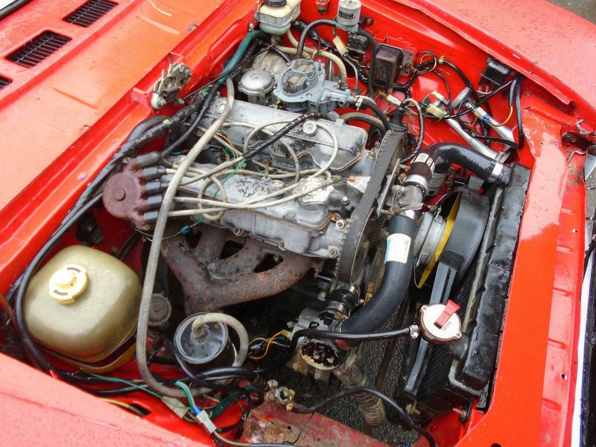 FIAT 124 1.6 BS1 SPORT SPIDER  (1972) 99% RUSTFREE! RESTO!  For Sale (picture 5 of 6)