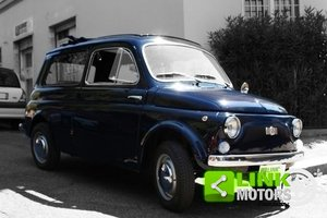 Fiat 500 Giardiniera del 1974, Perfetta For Sale
