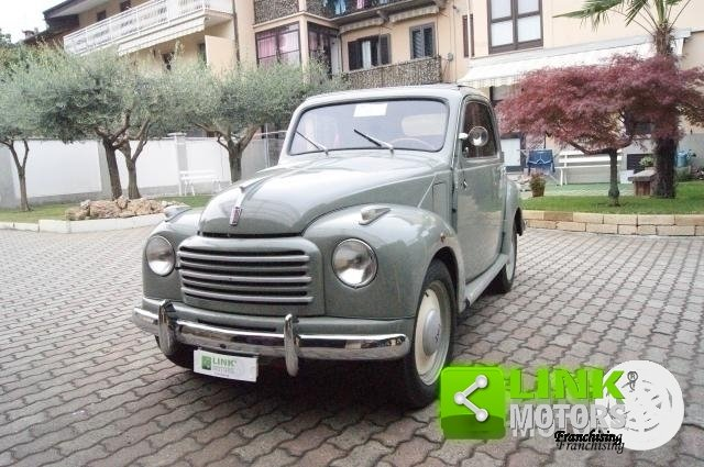 1952 Fiat Topolino 500C For Sale (picture 1 of 6)